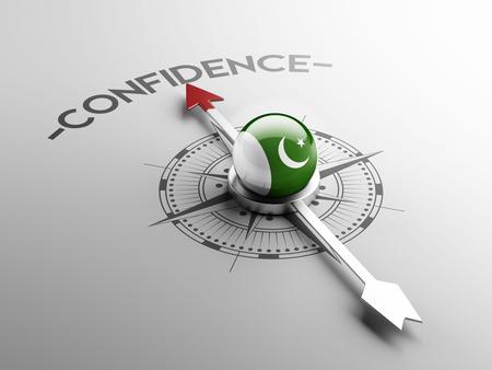 Pakistan High Resolution Confidence Concept photo