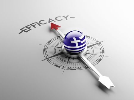 efficacy: Greece High Resolution Efficacy Concept