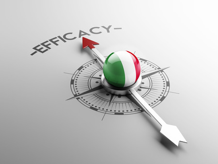 efficacy: Italy High Resolution Efficacy Concept