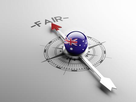equitable: Australia High Resolution Fair Concept