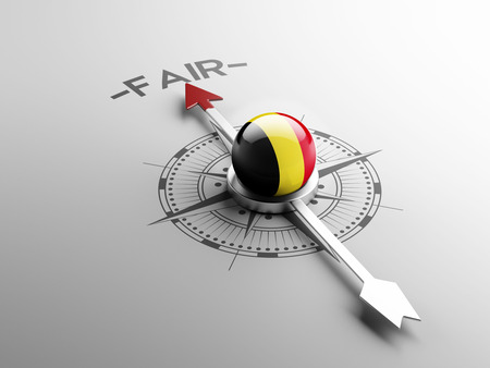 equitable: Belgium High Resolution Fair Concept