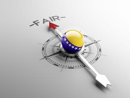 equitable: Bosnia and Herzegovina  High Resolution Fair Concept