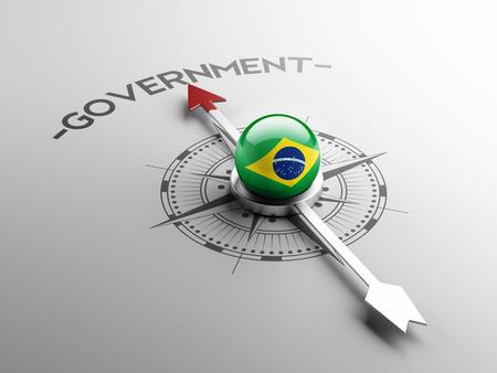 gov: Brazil High Resolution Government Concept