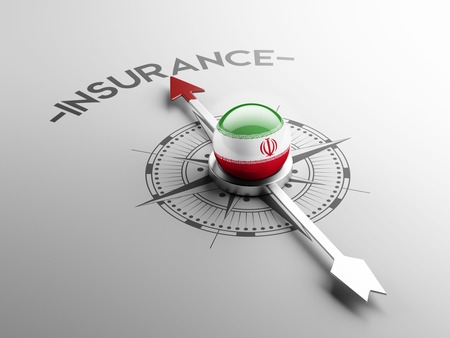 Iran High Resolution Insurance Concept photo