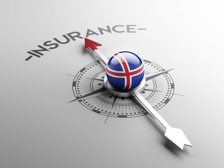 Iceland High Resolution Insurance Concept photo