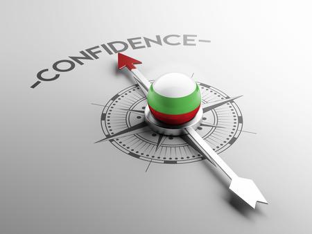 Bulgaria High Resolution Confidence Concept photo