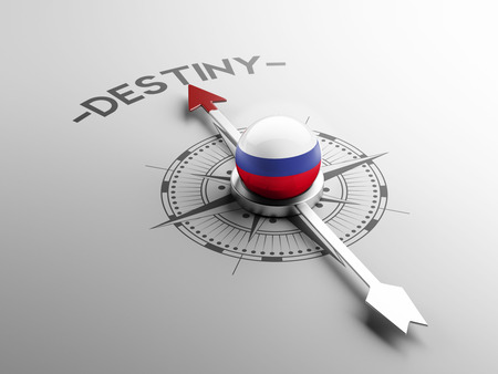 destiny: Russia High Resolution Destiny Concept Stock Photo
