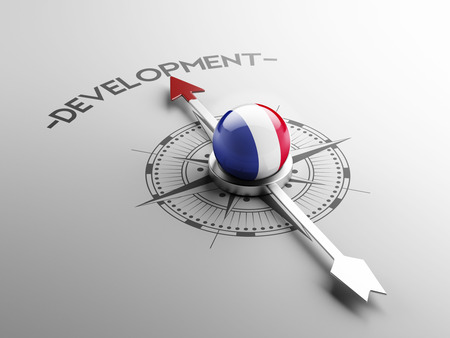 France High Resolution Development Concept