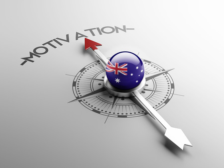 Australia High Resolution Motivation Concept photo