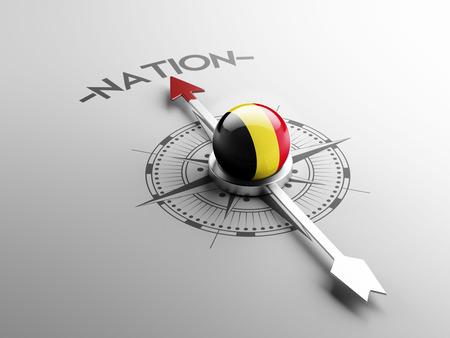nation: Belgium High Resolution Nation Concept
