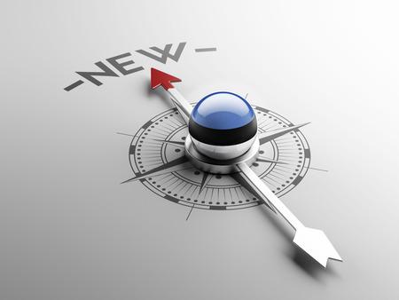 renewed: Estonia High Resolution New Concept