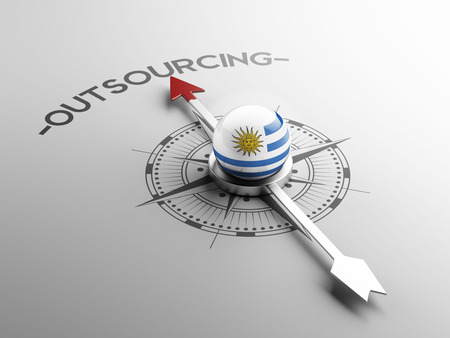 delegate: Uruguay High Resolution Outsourcing Concept