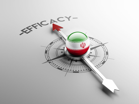 efficacy: Iran High Resolution Efficacy Concept