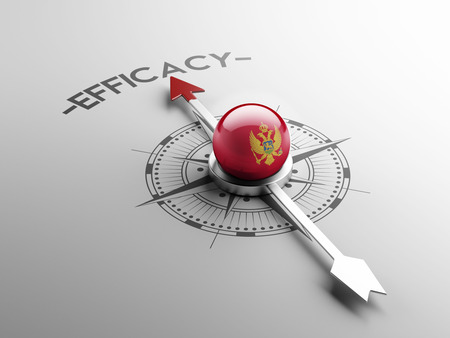 efficacy: Montenegro  High Resolution Efficacy Concept