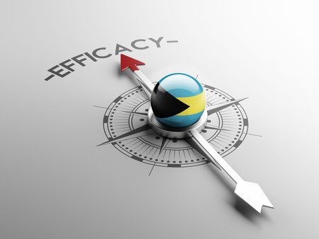 efficacy: Bahamas  High Resolution Efficacy Concept