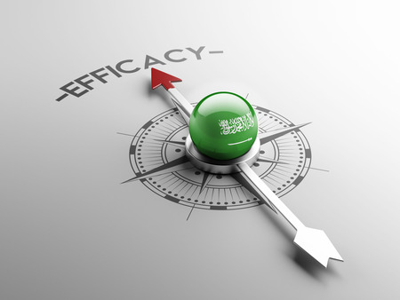efficacy: Saudi Arabia High Resolution Efficacy Concept