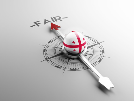 sincere: Georgia High Resolution Fair Concept