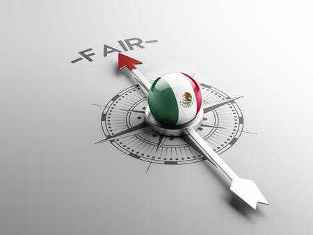 lawful: Mexico  High Resolution Fair Concept
