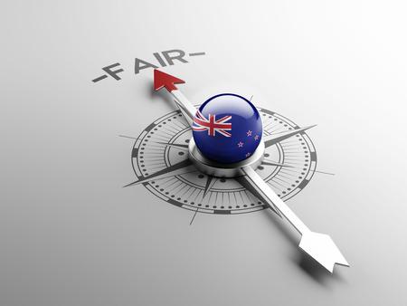 New Zealand High Resolution Fair Concept Stock Photo