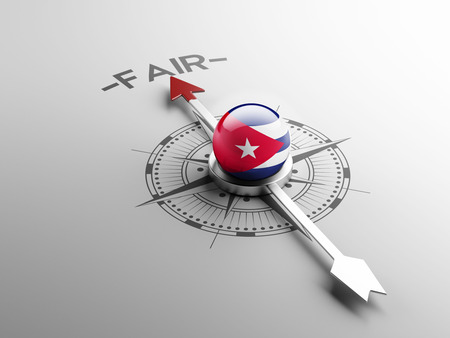 lawful: Cuba High Resolution Fair Concept
