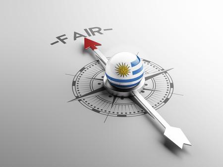 lawful: Uruguay High Resolution Fair Concept