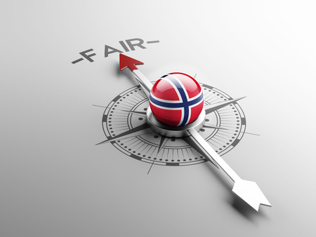equitable: Norway High Resolution Fair Concept Stock Photo