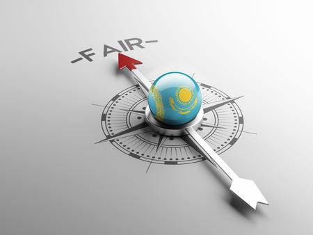 equitable: Kazakhstan High Resolution Fair Concept