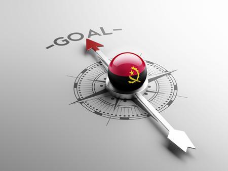 angola: Angola High Resolution Goal Concept