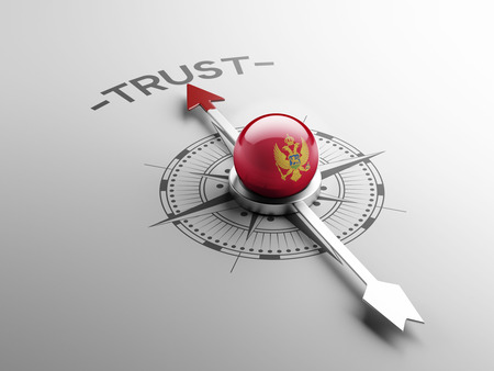 reliance: Montenegro  High Resolution Trust Concept