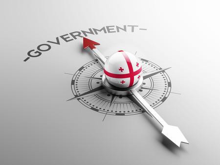 gov: Georgia High Resolution Government Concept