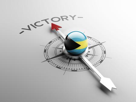 bahamas celebration: Bahamas  High Resolution Victory Concept
