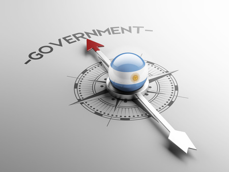 gov: Argentina High Resolution Government Concept Stock Photo