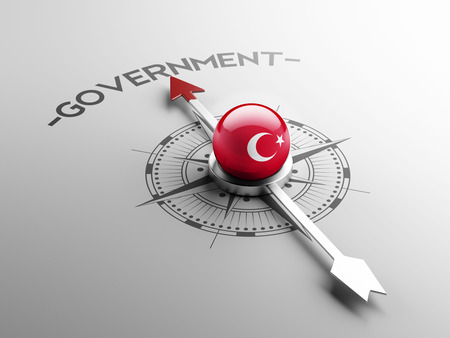 gov: Turkey High Resolution Government Concept Stock Photo