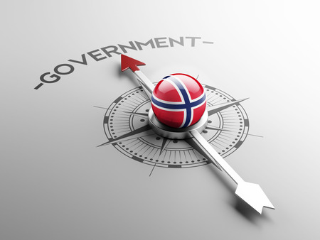 gov: Norway High Resolution Government Concept