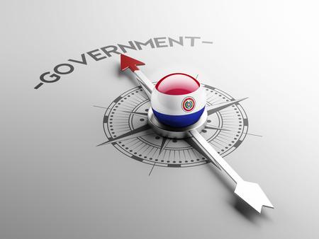 gov: Paraguay High Resolution Government Concept