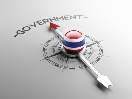 gov: Thailand High Resolution Government Concept Stock Photo