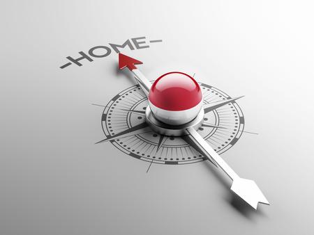 sumatra: Indonesia High Resolution Home Concept