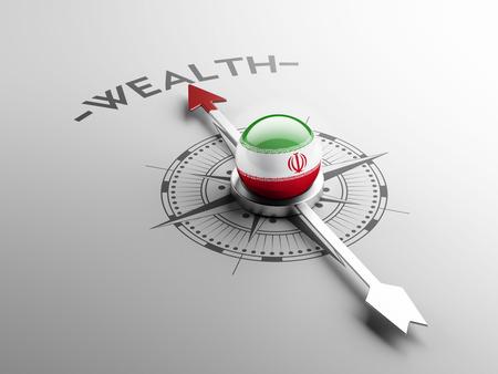 Iran High Resolution Wealth Concept