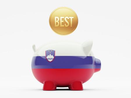 optimum: Slovenia High Resolution Best Concept Stock Photo