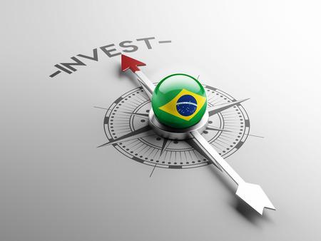 invest: Brazil High Resolution Invest Concept