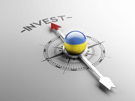 invest: Ukraine High Resolution Invest Concept