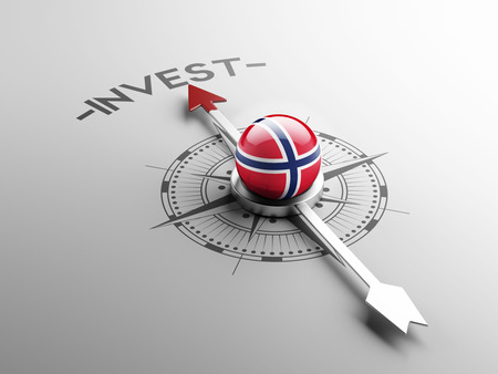 Norway High Resolution Invest Concept