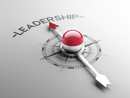 sumatra: Indonesia High Resolution Leadership Concept Stock Photo