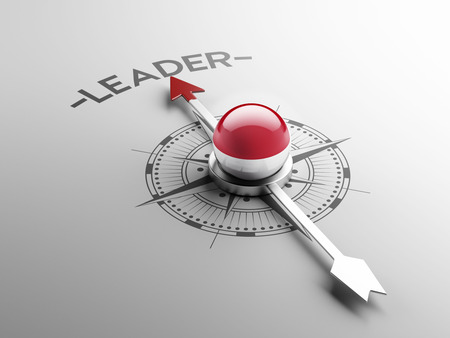 sumatra: Indonesia High Resolution Leader Concept