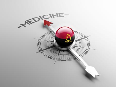 angola: Angola High Resolution Medicine Concept Stock Photo
