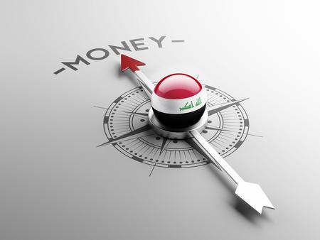 iraq money: Iraq High Resolution Money Concept
