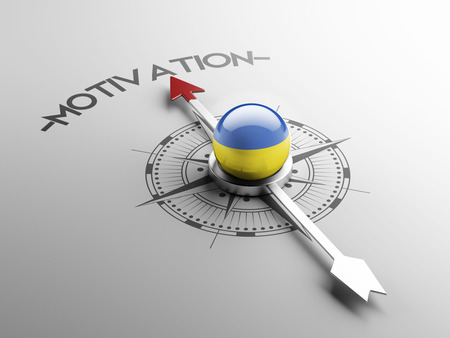 Ukraine High Resolution Motivation Concept photo