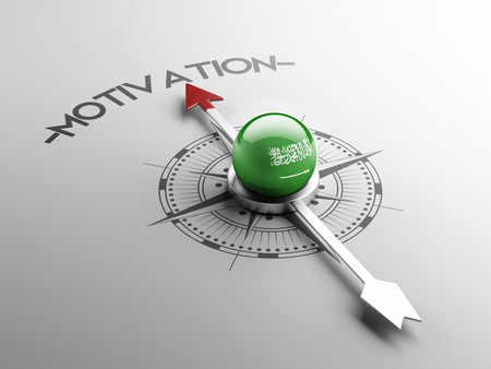 motivator: Saudi Arabia High Resolution Motivation Concept
