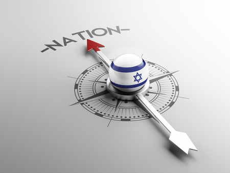 nation: Israel High Resolution Nation Concept Stock Photo