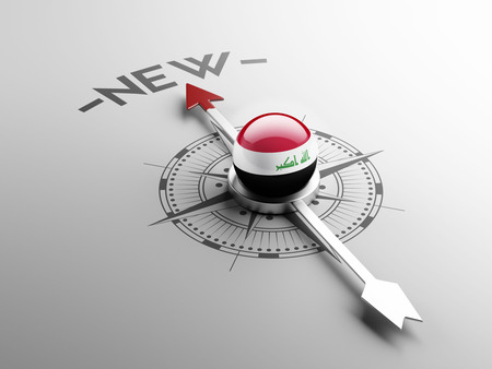 Iraq High Resolution New Concept